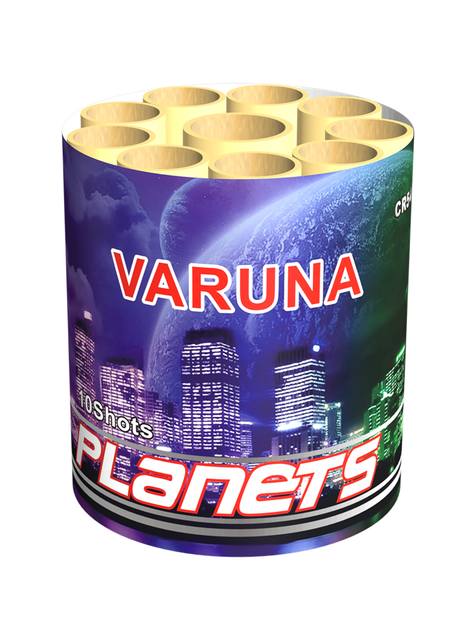 China Red Varuna