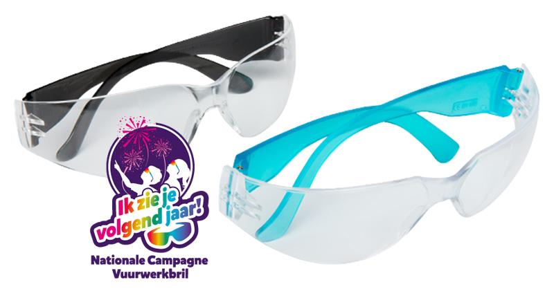 Veiligheidsbril volwassen