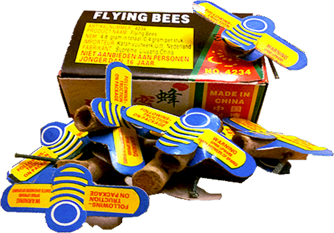 Flying Bee 12 stuks