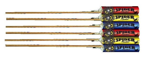 Spider Rockets