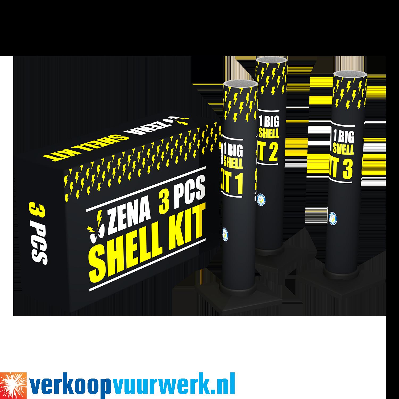 Zena shell kit