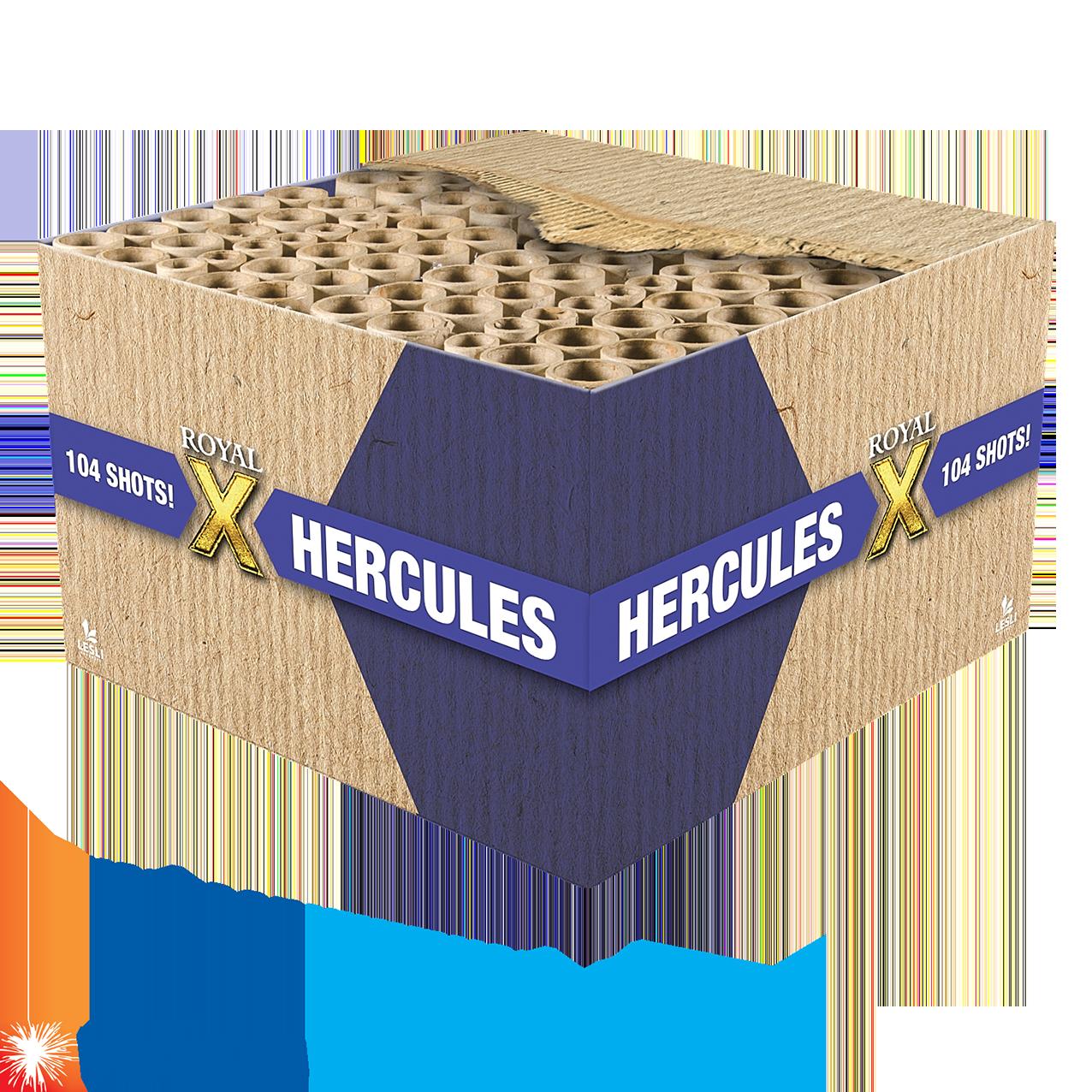 Hercules 104's