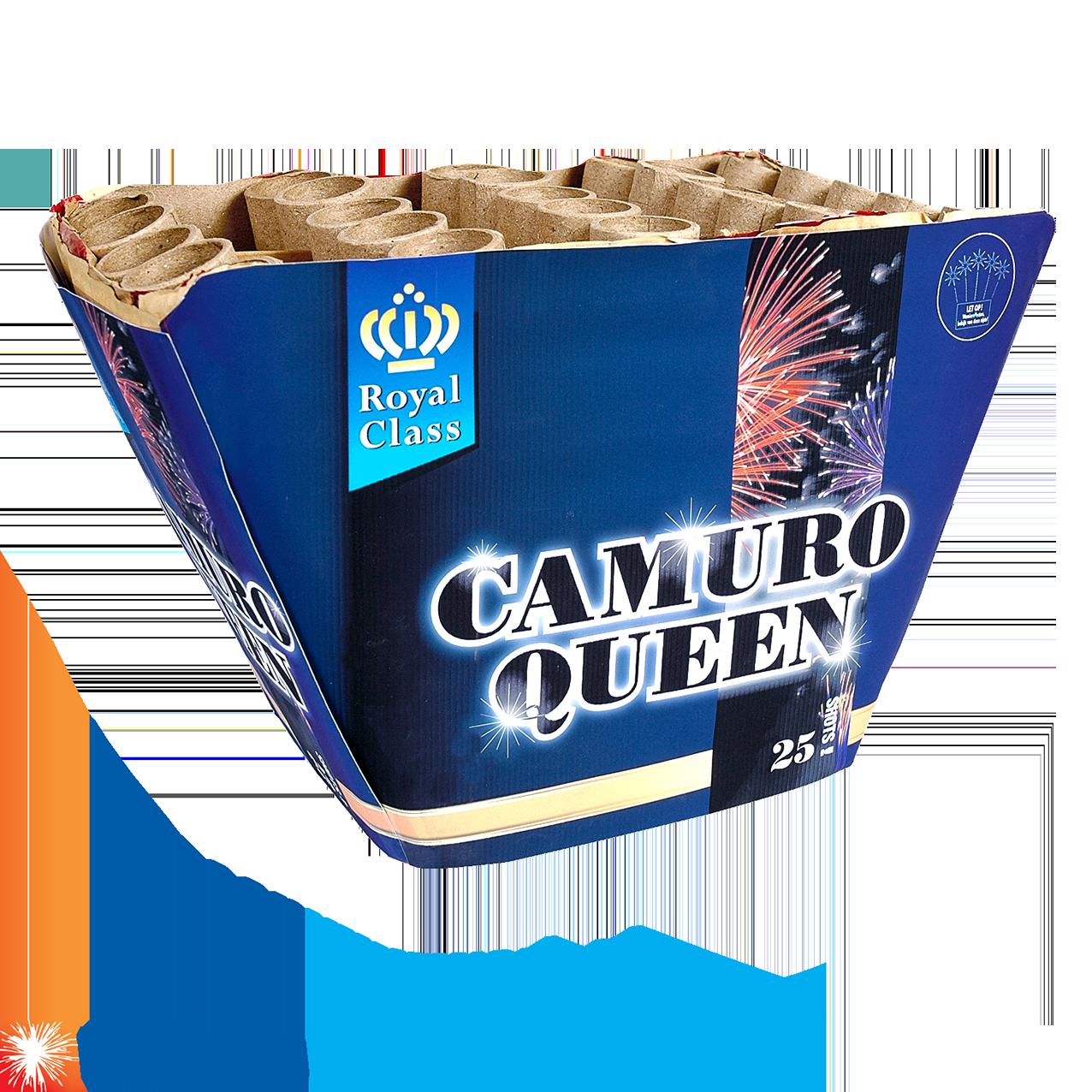 Camuro queen 25's