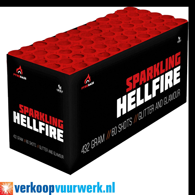 Sparkling hellfire