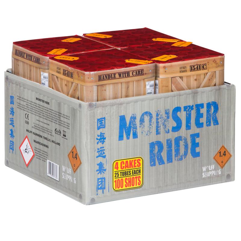 MONSTER RIDE - op=op!