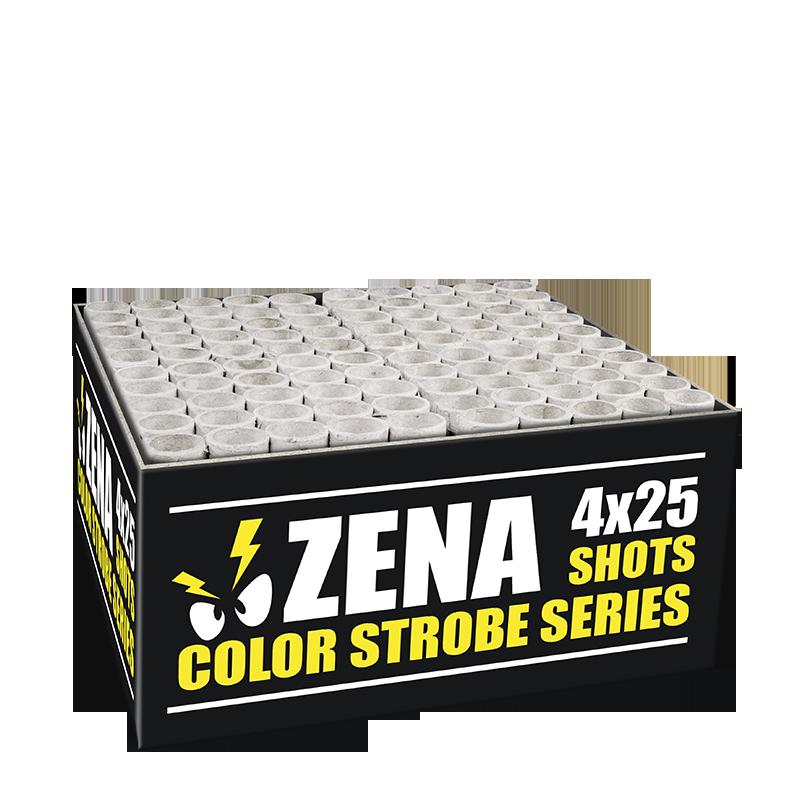 Zena color strobe series