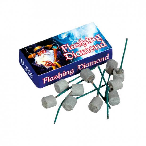 Flashing Diamond / DISCO FLITSERS