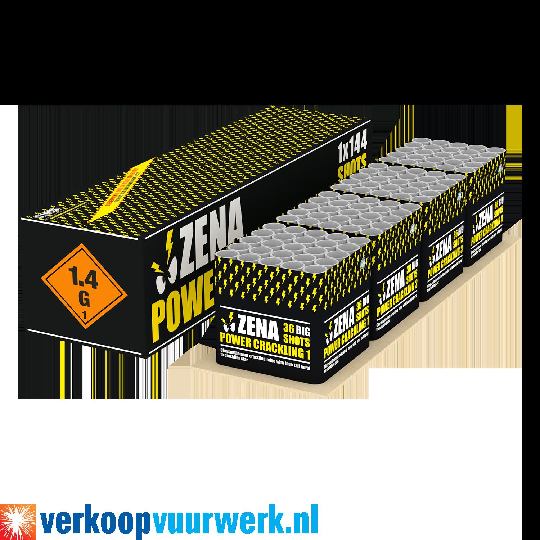 Zena power crackling box
