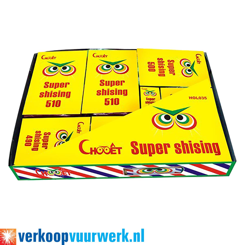 ZENA Chooêt Shissing pakket
