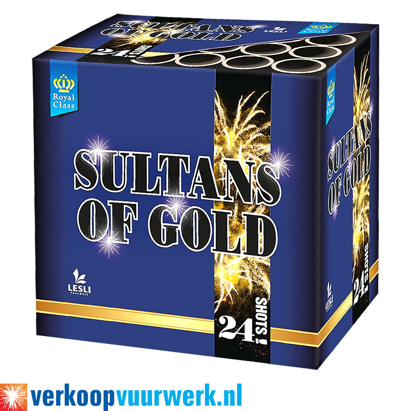 Sultans of gold