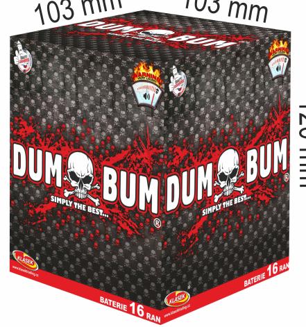 DumBum 16/20 5x