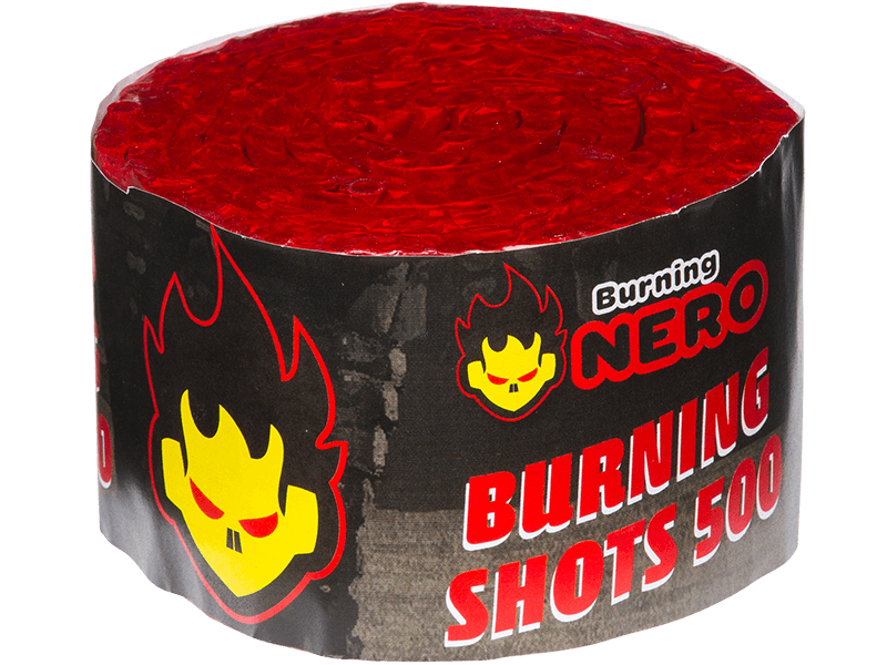 Burning Shots 500