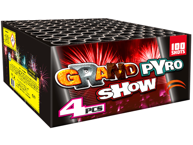Grand Pyro Show