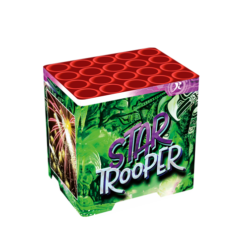 STAR TROOPER 20 SCHOTS