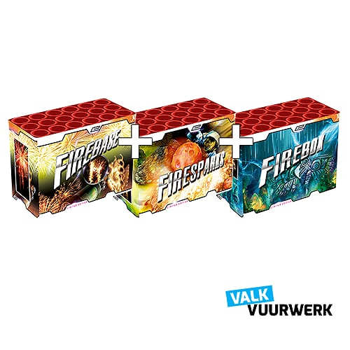 VALK FIRE LTD 1 + 1 + 1 54 SCHOTS