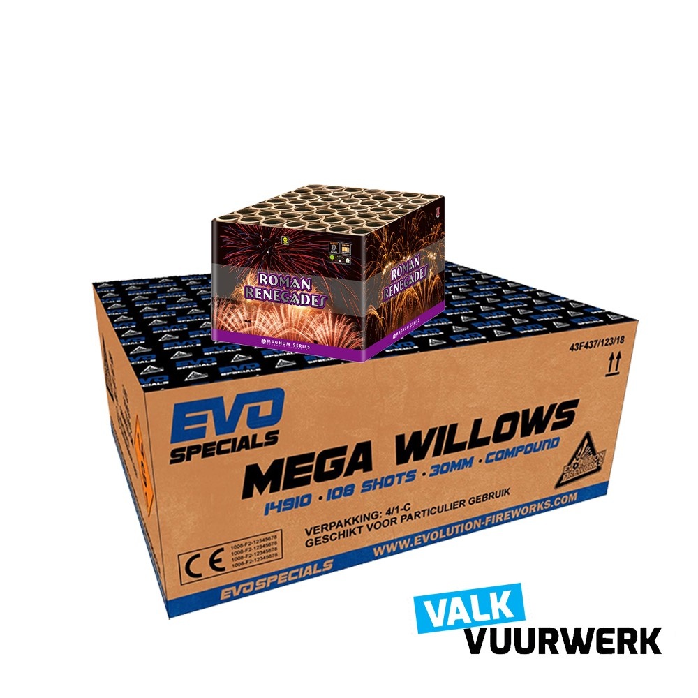 MEGA WILLOWS  ( NEW )
