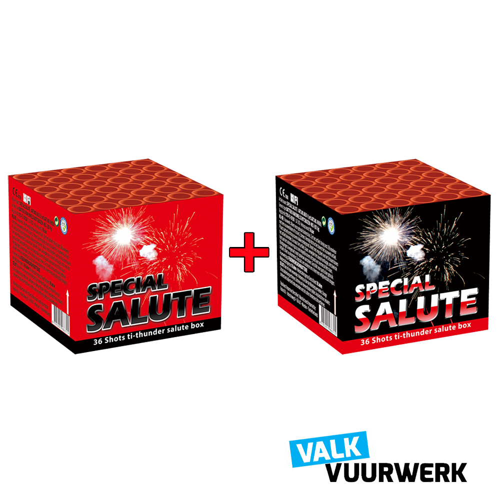VALK SPECIAL SALUTE 1+ 1 DEAL