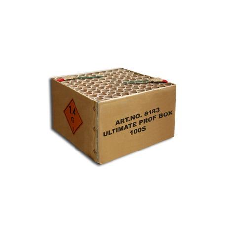 FIRESTORM / ULTIMATE PROFF BOX 100 SCHOTS