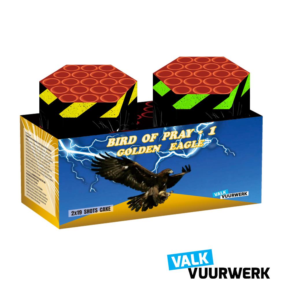 BIRD OF PREY ASS 2 X 19 SCH NIEUW