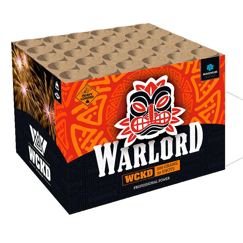 WCKD WARLORD 500 NIEUW