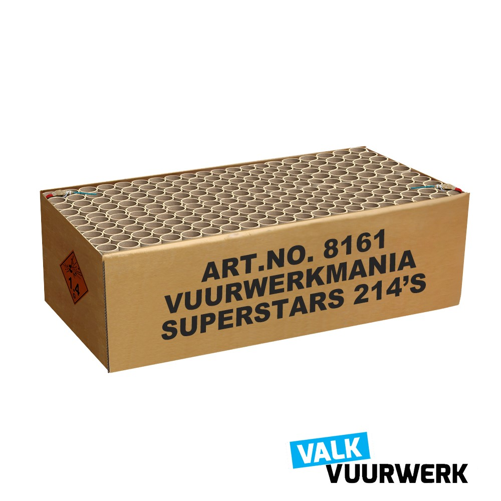 SUPERSTARS BOX 214