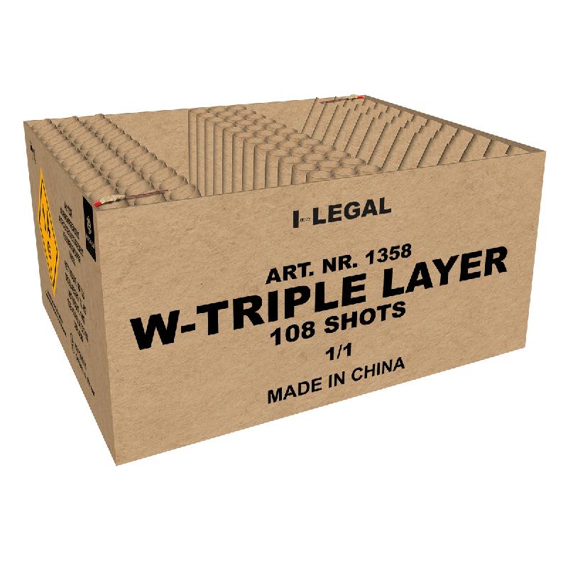 W-TRIPLE LAYER