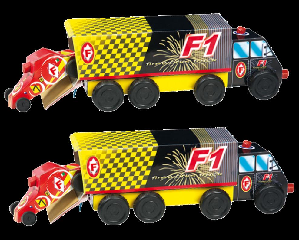 2 voor 1 - Truck