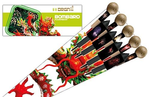 DRGN Bombard Rockets