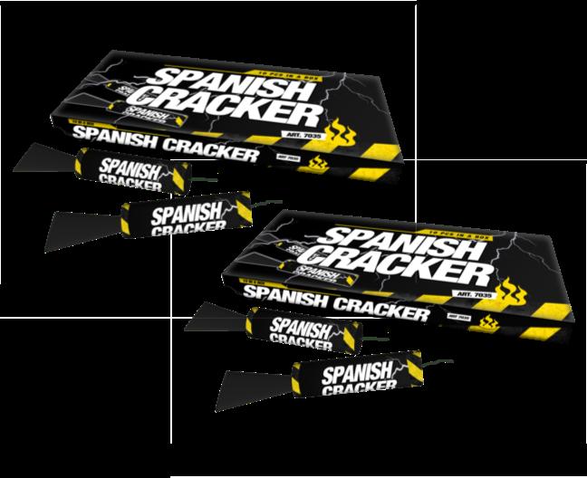 2 voor 1 - Spanish Crackers
