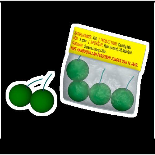 2 voor 1 - Crackling Balls