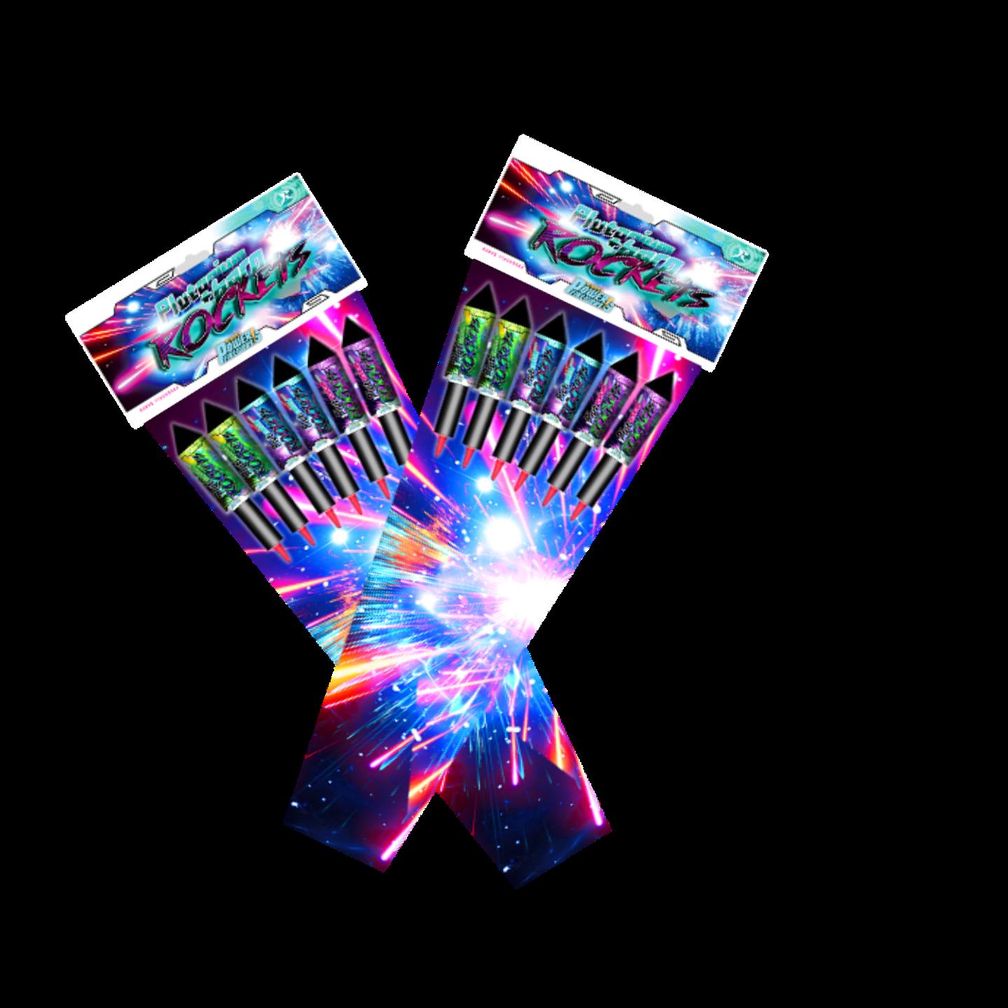 2 voor 1 - Plutonium rockets