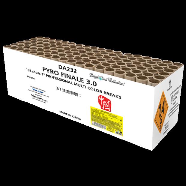 Pyro Finale 3.0 Box