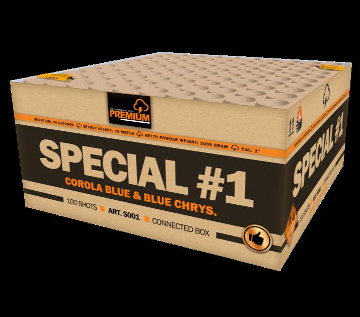 Katan Special #1 Box