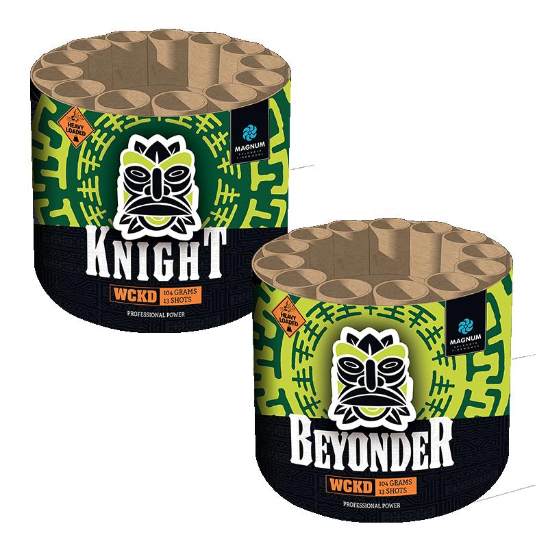 Knight & Beyonder - 2 voor 1