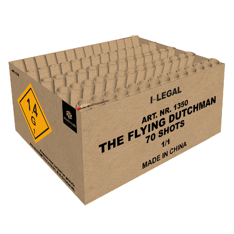 The Flying Dutchman Box