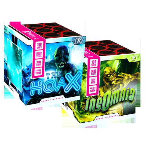 2 voor 1 - The Hoax & Insomnia