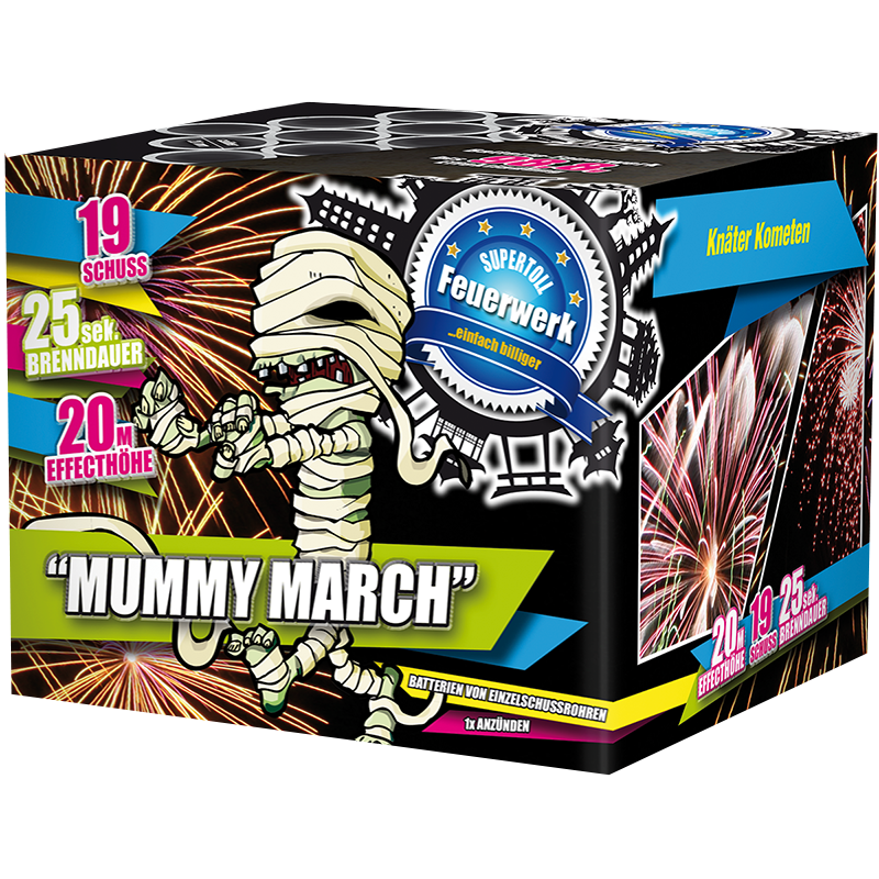 Mummy March