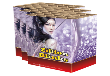 Zillion Blinks Box