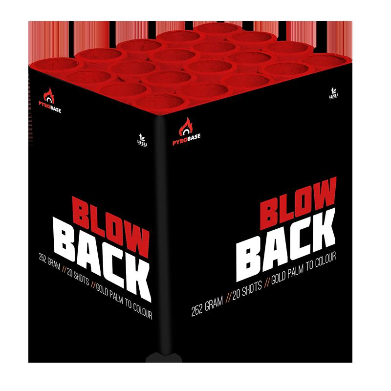 Blow back