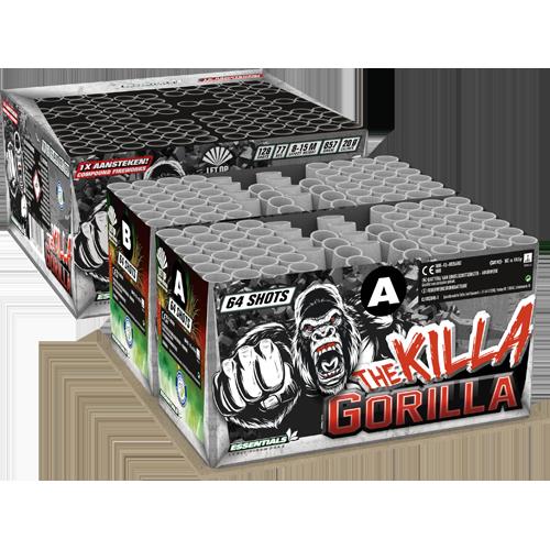 The killa gorilla