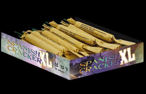 Spanish Cracker XL 30 stuks