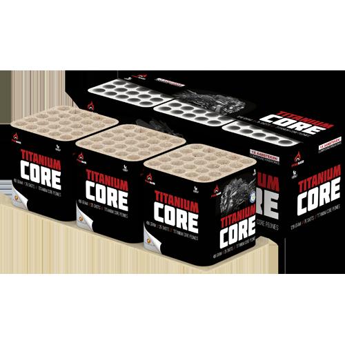 Titanium core