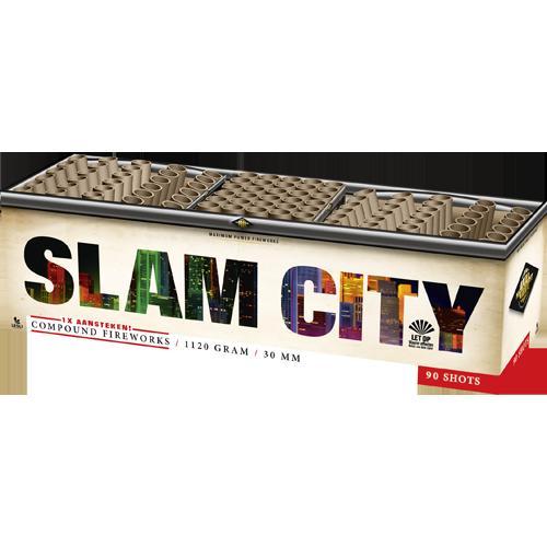 Slam city 90 Schots waaier