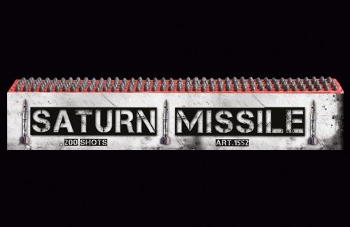 B2B 200 Shots Saturn Missile