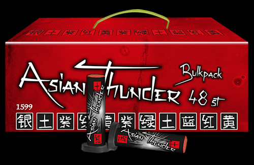 Asian Thunder Bulkpack