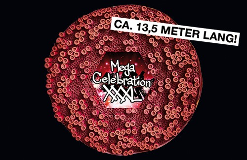 Mega Celebration XXXL Ratelband