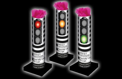 B2B Stoplichten 3 stuks