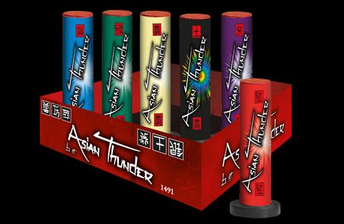 Asian Thunder Singleshot