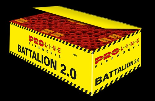 Battalion 2.0 - 140 shots cakebox