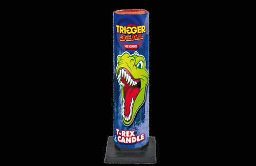 T-Rex Candle 100